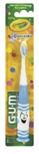 GUM Crayola Ultra Soft Pip-Squeak Toothbrush