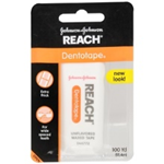 Johnson&Johnson Reach Dentotape Unflavored 100 yd