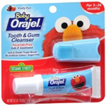 Baby Oragel Tooth and Gum Cleanser for 3-24 months