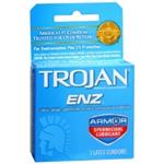 Trojan ENZ Condoms (3 Ct.)
