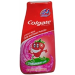 Colgate Strawberry 2-in-1 Toothpaste and Mouthwash 4.6 oz