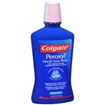 Colgate Peroxyl Mouth Sore Rinse Mild Mint 16.9 fl oz