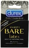 Durex Avanti Bare Condoms (3 Ct.)