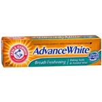 Arm and Hammer Breath Freshening Baking Soda and Frosted Mint Toothpaste 4.3 oz