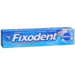 Fixodent Complete Denture Adhesive Cream 2.4 oz