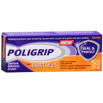 Poligrip Seal and Protect for Partials 0.75 oz