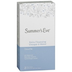 Summer's Eve Extra Cleansing Vinegar & Water (2X 4.5ml)
