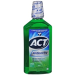 ACT Anticavity Fluoride Mouthwaash