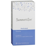 Summer's Eve Medicated Douche (2X 4.5ml)