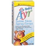 Ayr Baby Saline Nose Spray/Drops 30 ml