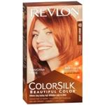 Revlon ColorSilk Beautiful Color 45 Bright Auburn Hair Dye