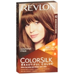 Revlon ColorSilk Beautiful Color 43 Medium Golden Brown