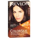 Revlon ColorSilk Beautiful Color 20 Brown Black