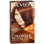 Revlon ColorSilk Beautiful Color 31 Bark Auburn