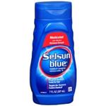 Selsun blue Medicated with Menthol Dandruff Shamoo 7 fl oz