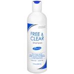 Free and Clear Shampoo for Sensitive Skin 12 fl oz