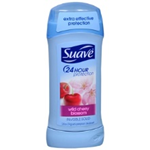 Suave 24 Hour Protection Wild Cherry Blossom Anti-perspirant 2.6 oz