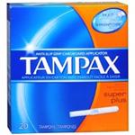 Tampax Super Plus Tampons (20 Ct.)