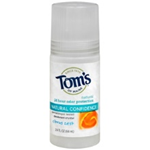 Tom's of Maine Natural Confidence Deodorant Crystal Citrus Zest 2.4 fl oz