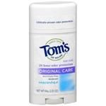 Tom's of Maine Original Care Unscented Deodorant