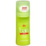 Ban Regular Roll-On Deodorant 3.5 oz