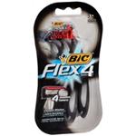 BIC Flax 4 ( 4 blades lames)