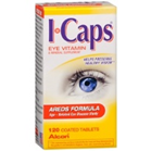 I-Caps Eye Vitamin Ared's Formula (120 tabs)