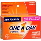 One A Day Women's Formula (100 Tabs)