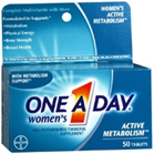 One A Day Women's Active Metabolism (50 Tabs)