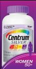 Centrum Silver Women 50+ (100 Tabs)