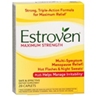 Estroven Max Strength Multi-Symptom Menopause Relief (28 Caplets)