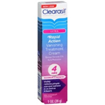 Clearasil Ultra Rapid Action Vanishing Treatment Cream 1 oz
