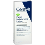 CeraVe PM Facial Moisturizing Lotion for Normal to Dry Skin 3 fl oz