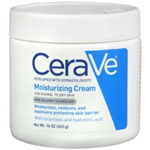 CeraVe Moisturizing Cream For Normal to Dry Skin 16 oz