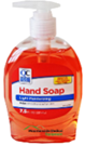 Quality Choice Hand Soap with Light Moisturizers 7.5 fl oz