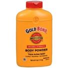 Gold Bond Medicated Original Strength Body Powder 4 oz