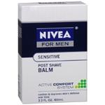 NIVEA MEN sensitive SHAVE BALM 3.3FL. OZ.