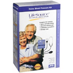 HOME BLOOD PRESSURE KIT