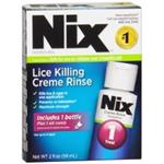 NIX LICE KILLING CREAM 2 FL. OZ.
