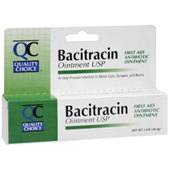BACITRACIN OINTMENT - FIRST AID OINTMENT 1 OZ (28 OZ)