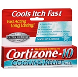 CORTIZONE-10 FOR ITCHY DRY SKIN - COOLING RELIEF