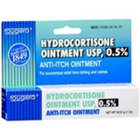 HYDROCORTISONE OINTMENT 0.5% ANTI ITCH OINTMENT