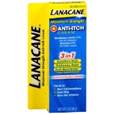 LANACANE MAXIMUM STRENGTH ANTI-ITCH CREAM FOR INSECT BITES, RASHES, DRY & ITCHY SKIN