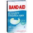 BAND-AID BLISTER GEL GUARD
