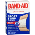 BAND-AID SPORT STRIP EXTRA WIDE