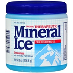Mineral Ice Pain Relieving Gel 8 oz.