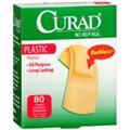 CURAD PLASTIC BANDAGE