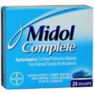 Midol Complete (24 Gelcaps)