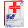BAND-AID SMALL ROLLED GAUZE