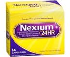 NEXIUM 24HR 14 CAPSULES